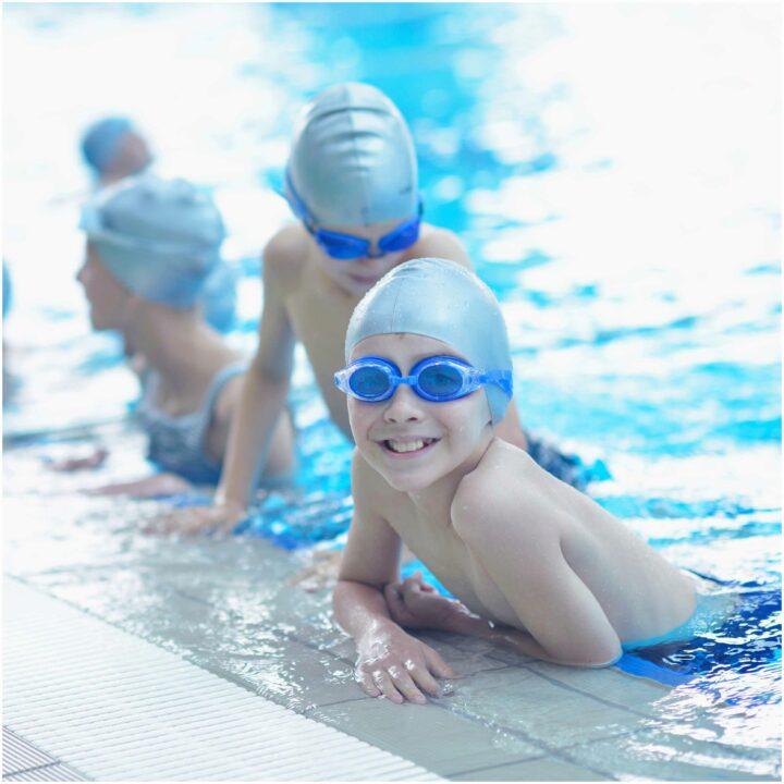 Schwimmschule für Kinder